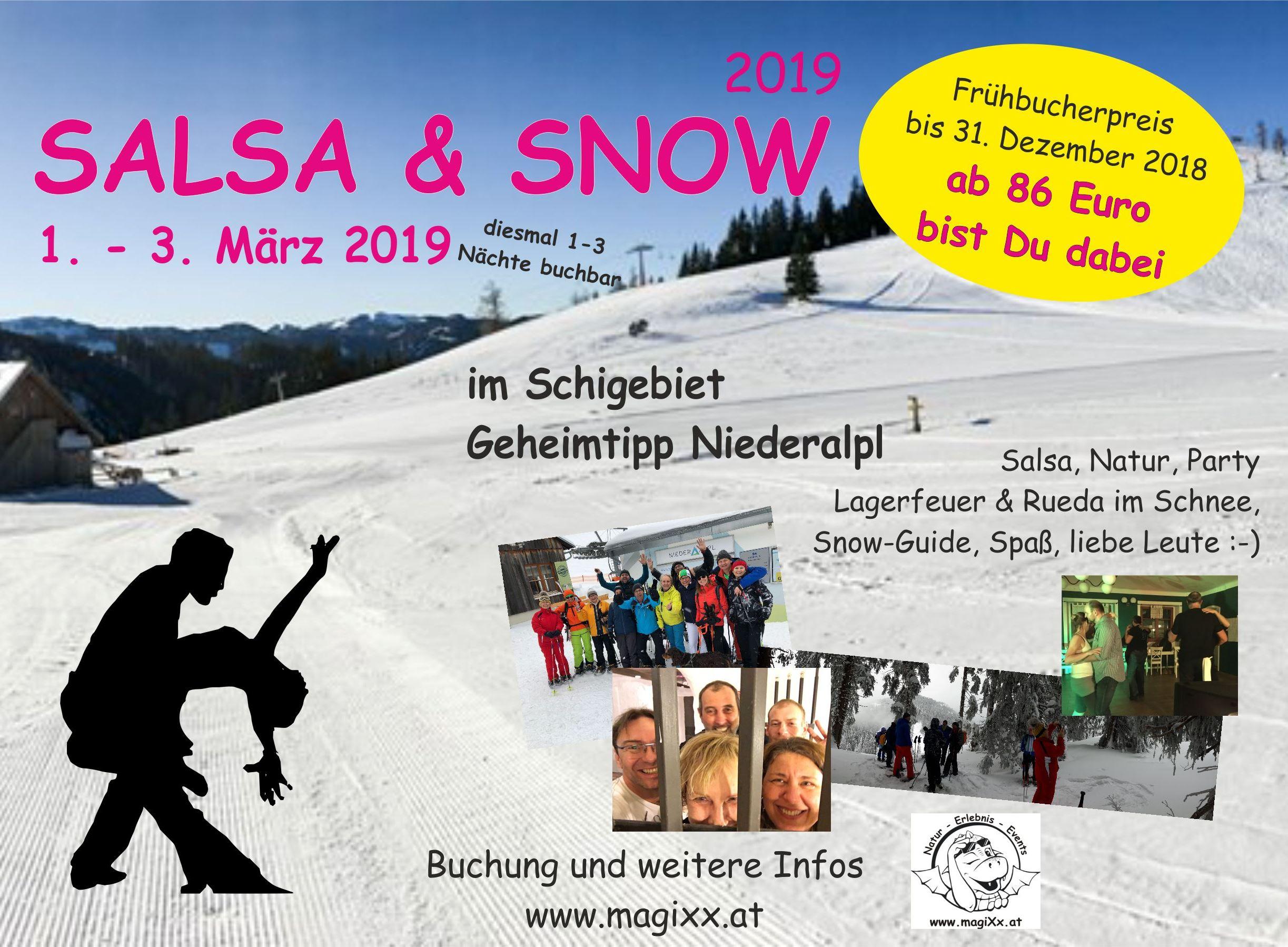 Salsa & Snow